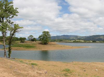 Lake Berryessa