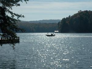 Lago Burton