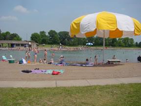 Lake Elmo Park Reserve Campground
