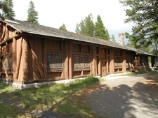 Lake Fish Hatchery Historic District - Yellowstone - Wyoming - U