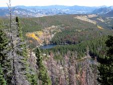 Lake Haiyaha Trail