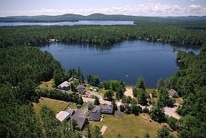 Lake Ivanhoe Campground