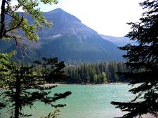 Lake Janet Trail - Glacier - Montana - USA