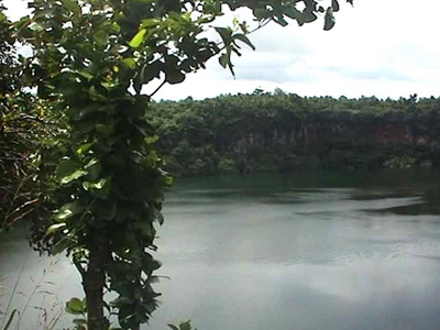 Lake Lalolalo Wallis And Futuna