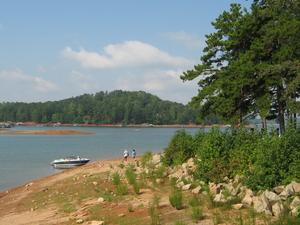Lago Sidney Lanier