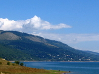 Mavrovo Lake