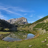 Lake Zireiner, Tyrol, Austria