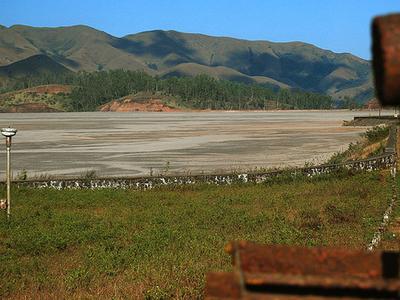 Lakya Dam Kudremukh