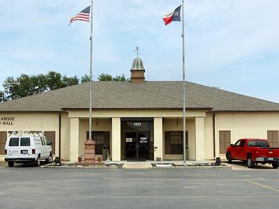 La  Marque  Texas  City  Hall