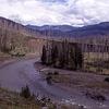 Lamar River - Angling - Yellowstone - Wyoming - USA