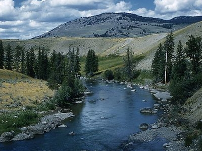 Lamar Valley - Yellowstone - USA
