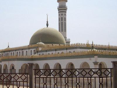 Lamido Grand Mosque