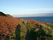 Lamorna Mousehole Trail @ Cornwall UK