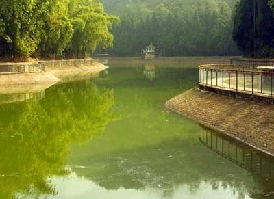 Lampokhari Lake Of Aritar