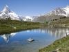 Landscape Around Matterhorn