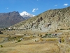 Landscape Around Pisang Peak - Nepal Annapurna