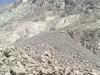 Closeup Of The Landslide