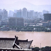 Downtown Lanzhou Seen From Across The Yellow River