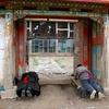 Lang Mu Si Tibetan Temple