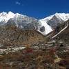 Langtang Lirung Glacier