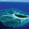 Lankayan Island - View