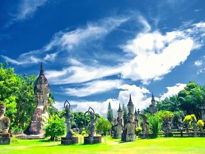 Lao Buddha Park