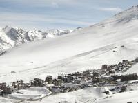 La estación de esquí de Pila