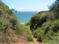 La Piedra State Beach Trails