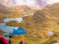 Lares Valley Trek to Machu Picchu 4 Days