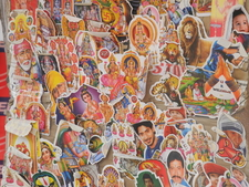 Large Variety Of Stickers