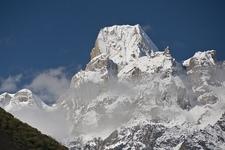 Larkya Peak - Manaslu Trek - Nepal Himalayas