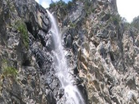 Lasalt Wasserfall