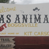 Las Animas Welcome Sign