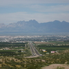 Las Cruces N M And Organ Mountains