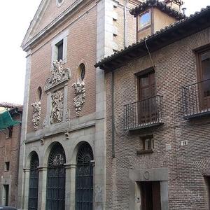 Las Monjas Spain