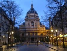 The Historic Sorbonne Building