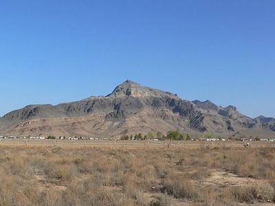 Last Chance Range (Nevada)