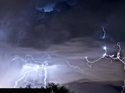 Las  Vegas  Lightning  Storm