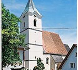 Iglesia del gótico tardío