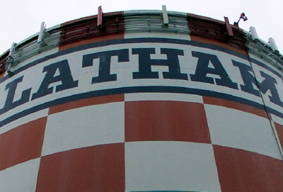 Latham Water Tower