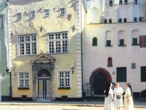 Letonia Museo de Arquitectura