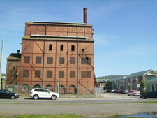 Launceston Gas Company's 1930s Vertical Retort