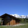 Laurance S. Rockefeller Preserve Center - Grand Tetons - Wyoming - USA