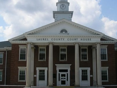 Laurel County Courthouse In London
