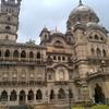 Laxmi Vilas Palace Front
