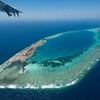 Layang-Layang Island - View