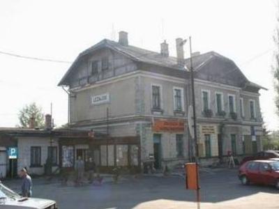 Leżajsk's-Railway-Station
