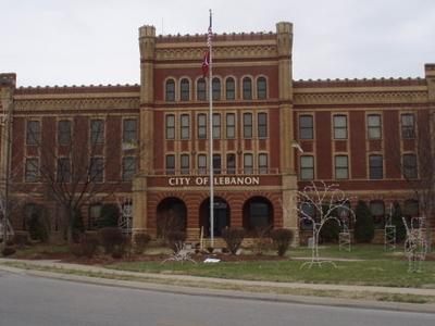 Lebanon Tennessee City Hall