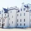 Left Side View Of Blair Castle