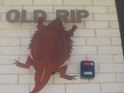 Legend Of Quotold Ripquot In Eastland Texas